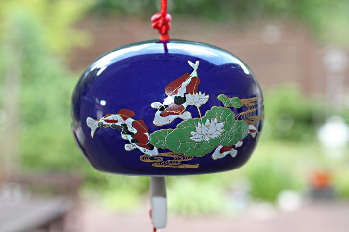 how to make ceramic fish wind chimes
