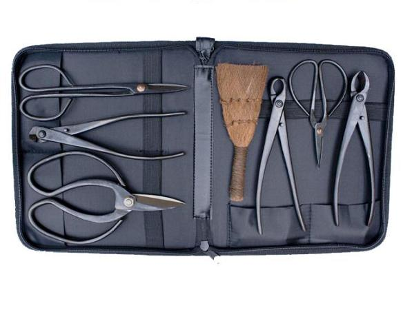 7 Piece Bonsai Tool Kit