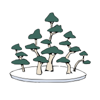 Bonsai_Forest_Style